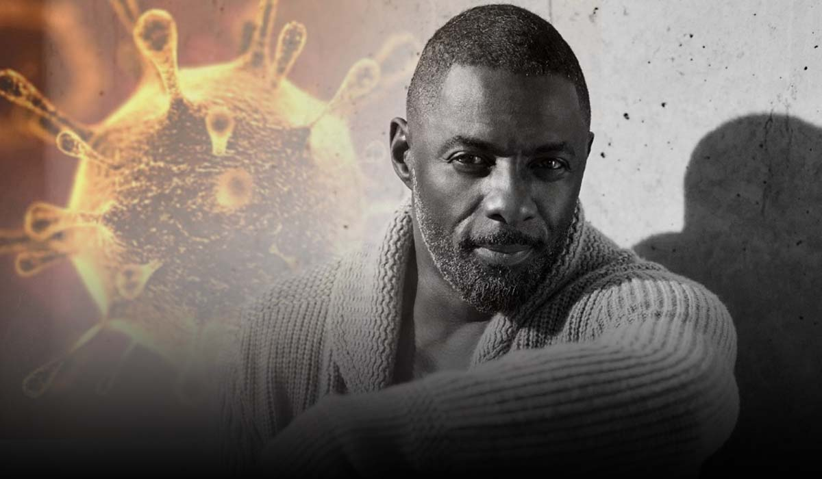 Actor Idris Elba tests positive for coronavirus