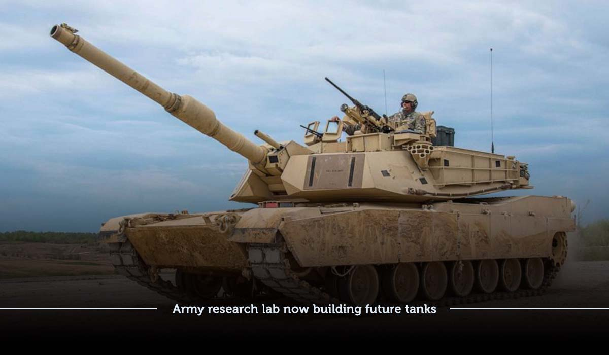 Army research laboratory developing future tanks