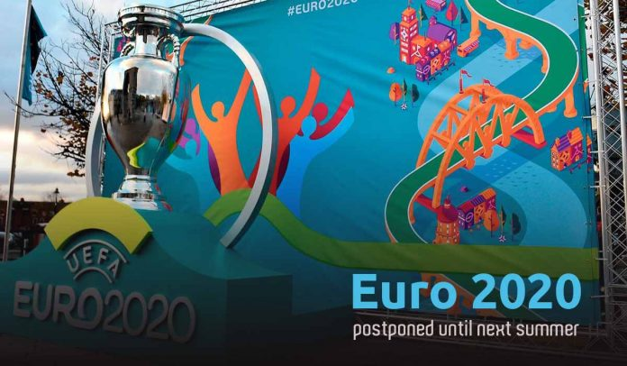 Euro 2020 postponed to 2021 Summer amid COVID-19
