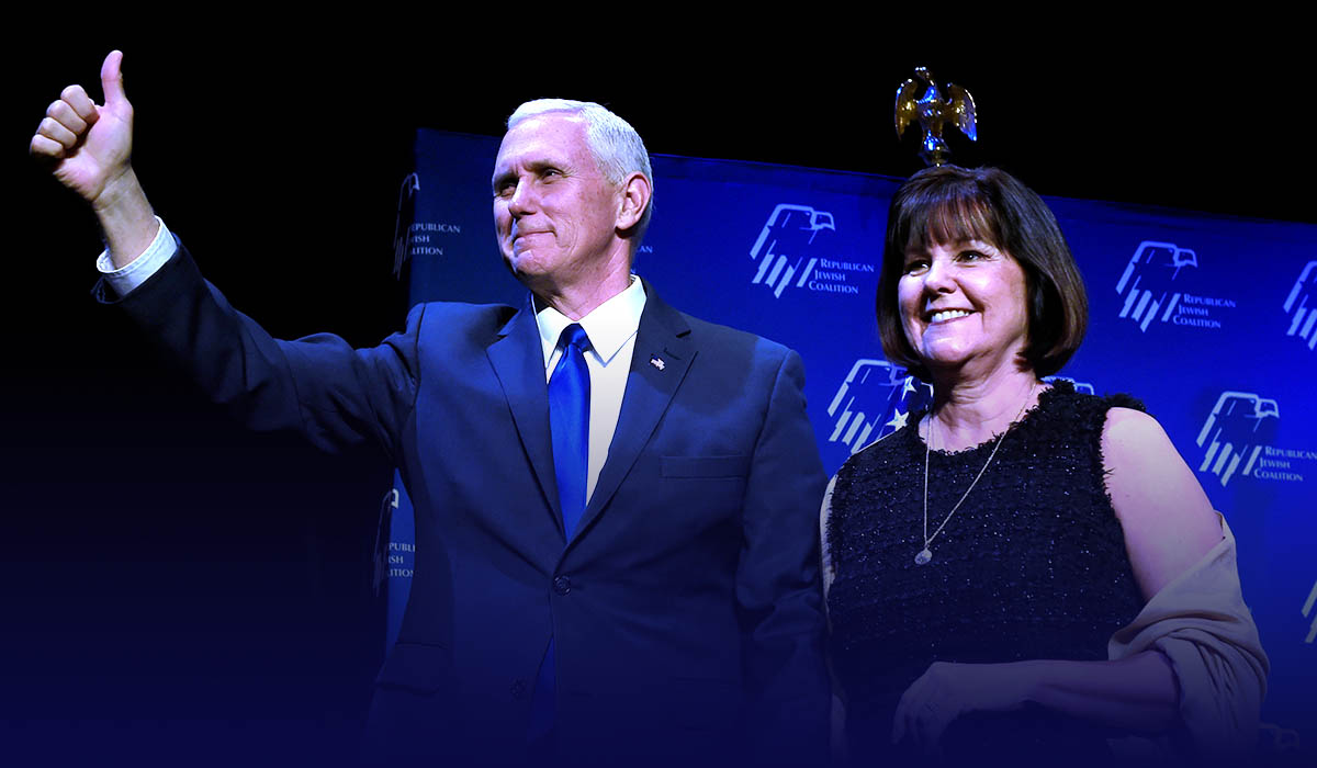 Mike Pence and Karen Pence tested negative for COVID-19