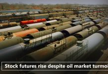 Stock futures rise despite oil market facing trouble