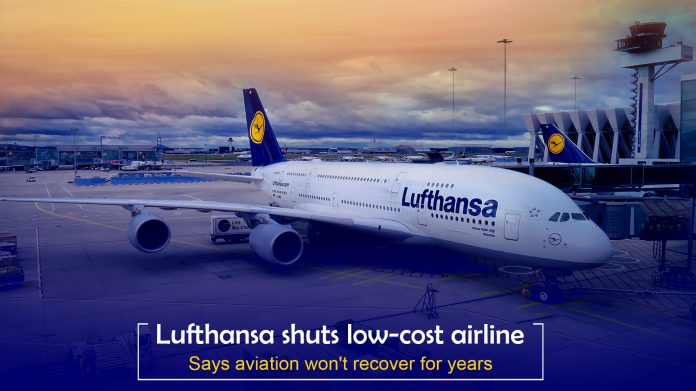 Biggest downfall at Lufthansa that says aviation won't get back for years
