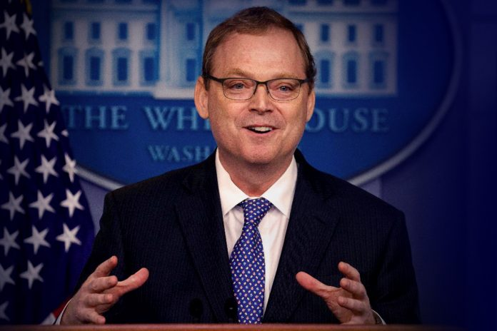 Working in the White House could be unsafe during COVID-19 Kevin Hassett says