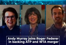 Andy Murray joins Roger Federer in backing ATP and WTA merger 1