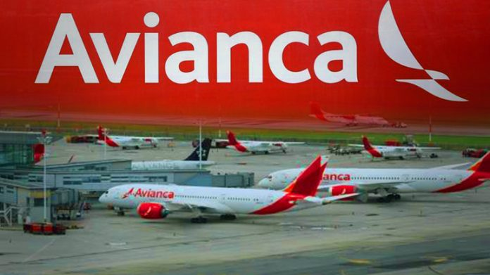 Avianca airline driven to bankruptcy amid COVID-19
