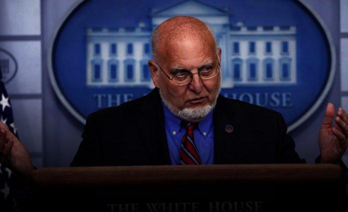 Dr. Robert Redfield, CDC Director, quarantine himself