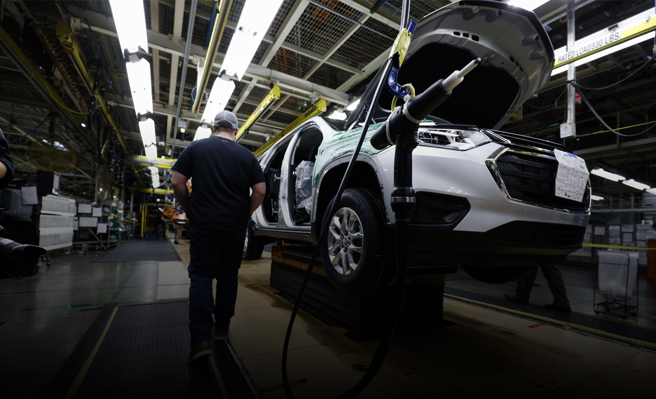 Ford plants halted production as workers test positive for COVID-19