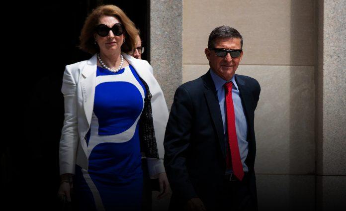 Spy chief says he has begun declassification process for Flynn-Kislyak calls