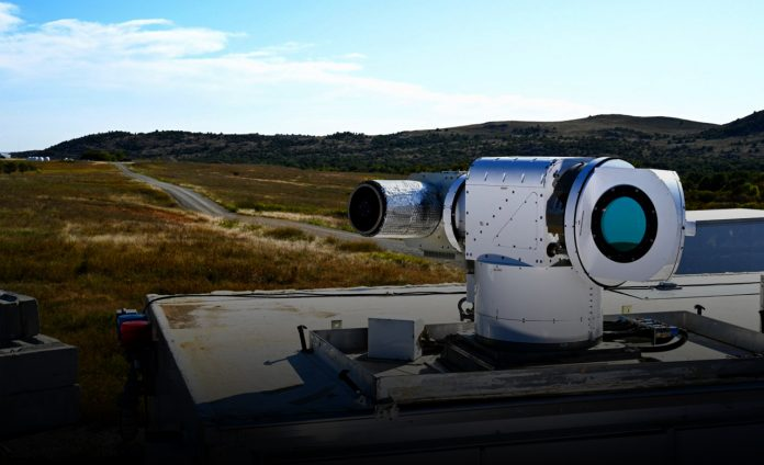 A Laser Weapon successfully tested by the U.S. that can destroy mid-flight