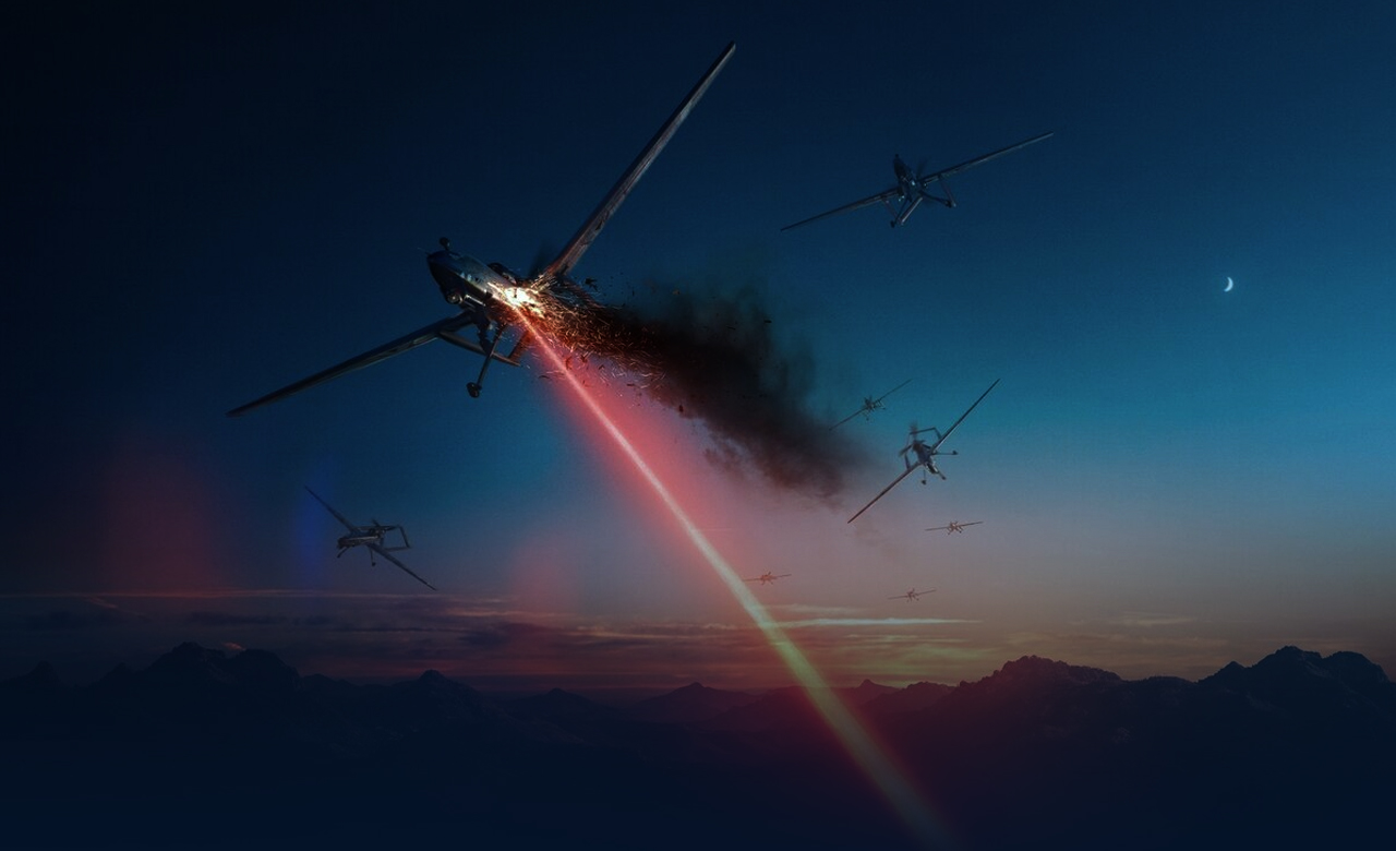 A Laser Weapon successfully tested by the U.S. that can demolish mid-flight aircraft