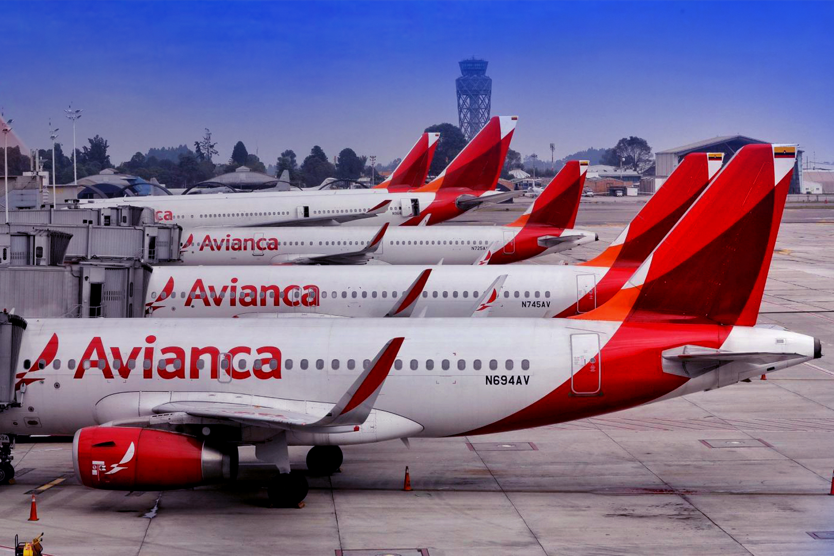 Avianca, the second oldest airline, driven to bankruptcy amid COVID-19
