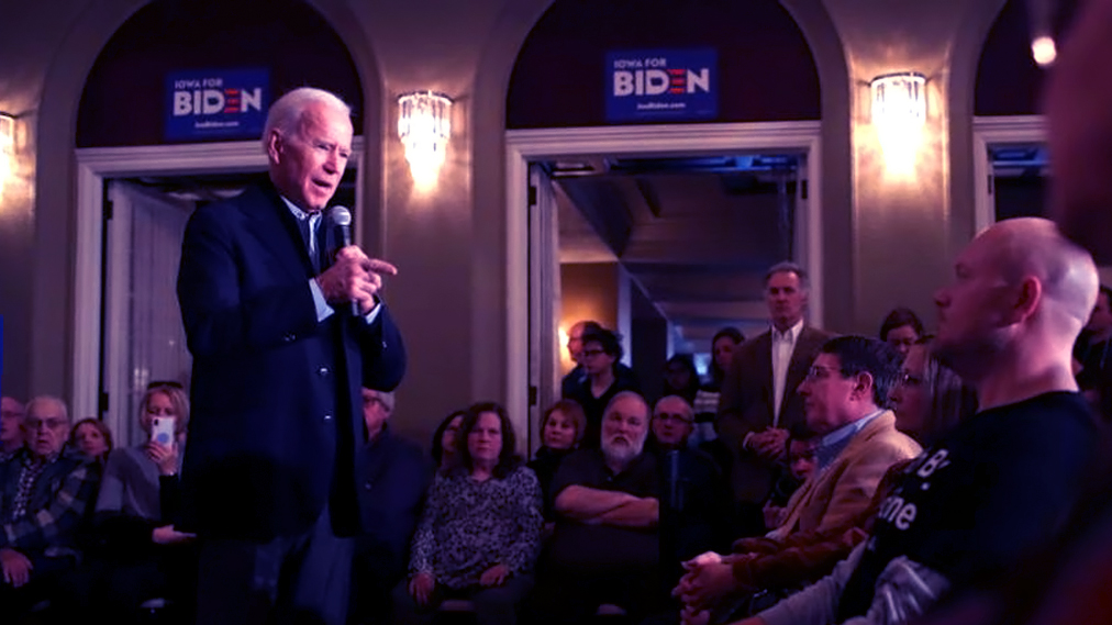 Trump and Biden, each crossed $60 million with their campaign