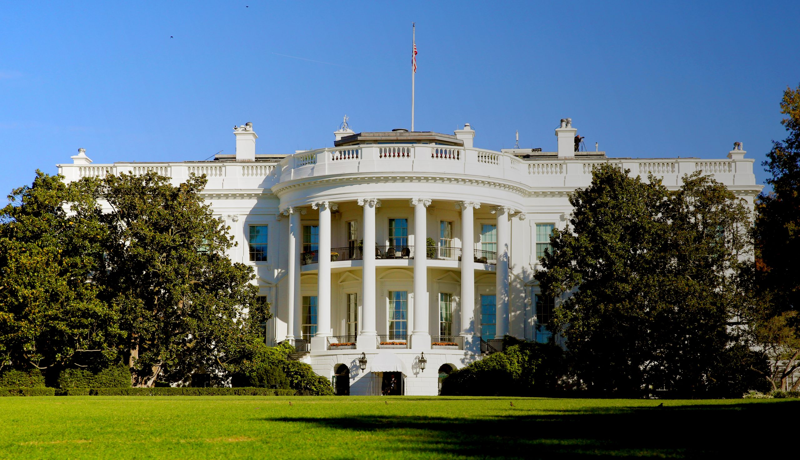 Working in the White House could be unsafe, Kevin Hassett says
