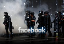 Facebook decided to close far-right groups amid protest discussions