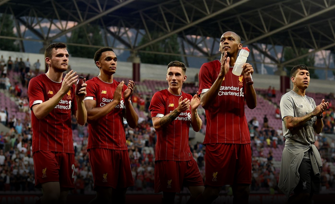 Trent Alexander-Arnold wants to make a new legacy