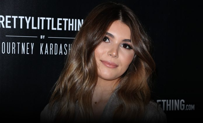Olivia Jade suffers criticism after her Instagram 'white privilege' post