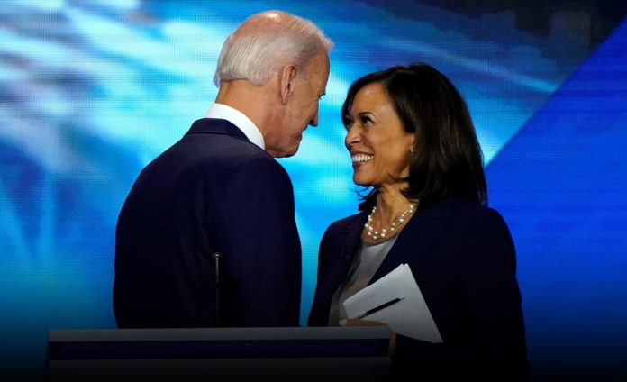 Kamala Harris would be the best option as Biden running mate - Trump