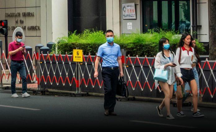 U.S embassy in Chengdu shut down in response to Houston's closure