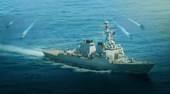 U.S announces several maritime territorial claims of China are illegal