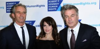 Alec Baldwin organized an hour long chat with Robert F. Kennedy Jr.