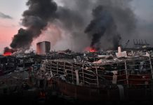 At least 100 people killed and thousands injured in Beirut Explosion