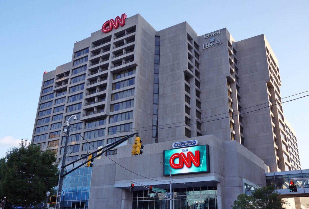 CNN Atlanta Building