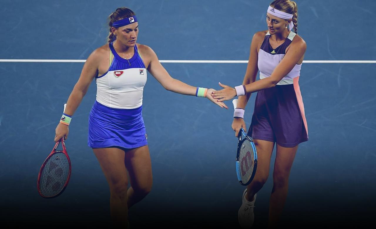 Mladenovic Quit US Open doubles alongside Timea Babos