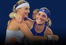 Mladenovic Quit US Open doubles