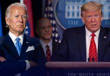 Trump says if Joe Biden can ballot in-person, anyone can do it