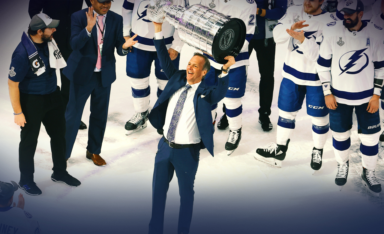 Tampa Bay Lightning got the Stanley Cup for the second time