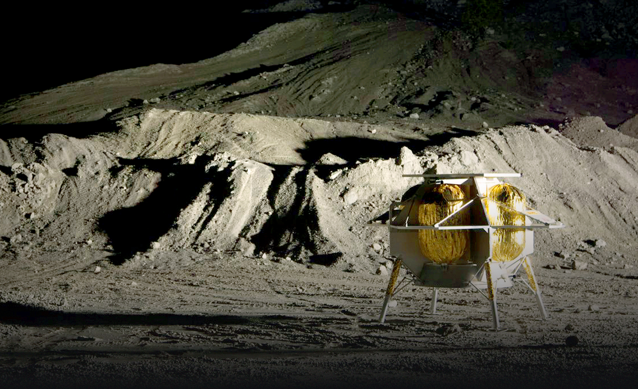 NASA trying to acquire extraterrestrial resources (moon rocks)