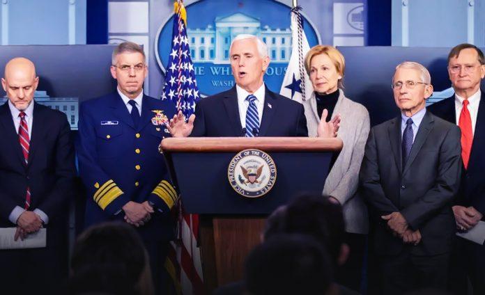 Trump slammed by Pence's former lead COVID-19 task-force member