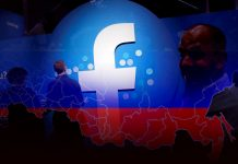 Facebook terminated accounts alleging Russian military intelligence interference to platform