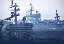 The Quad (U.S., Australia, Japan, and India) to perform big naval exercises