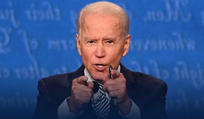 Joe Biden says InShaAllah in answer to President Trump during presidential debate
