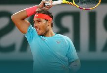 Nadal fights cold weather to win against Sinner at French Open