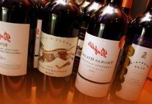 China applied heavy taxes on Australina imported wine