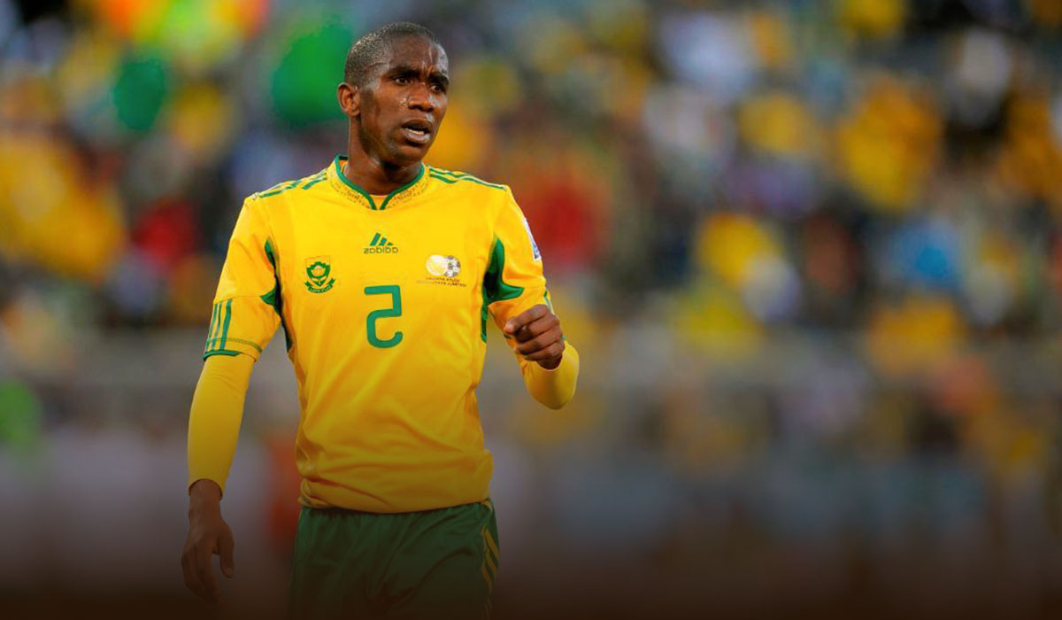Anele Ngcongca South African Footballer Died In A Car Accident