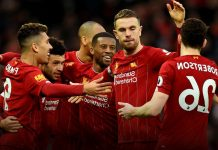Liverpool scored an excellent win against Tottenham in English Premier League