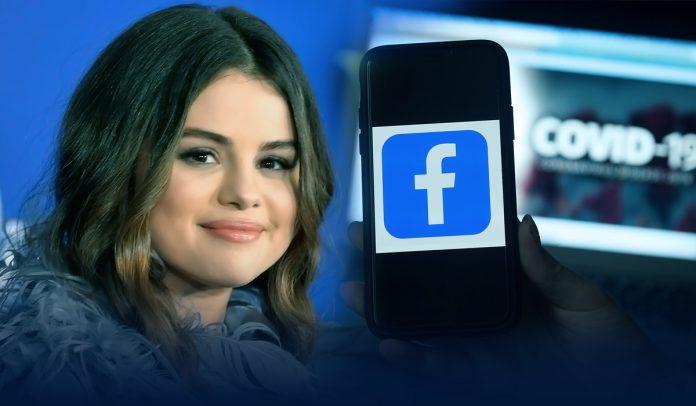 Selena Gomez alleges Facebook of spreading COVID-19 disinformation