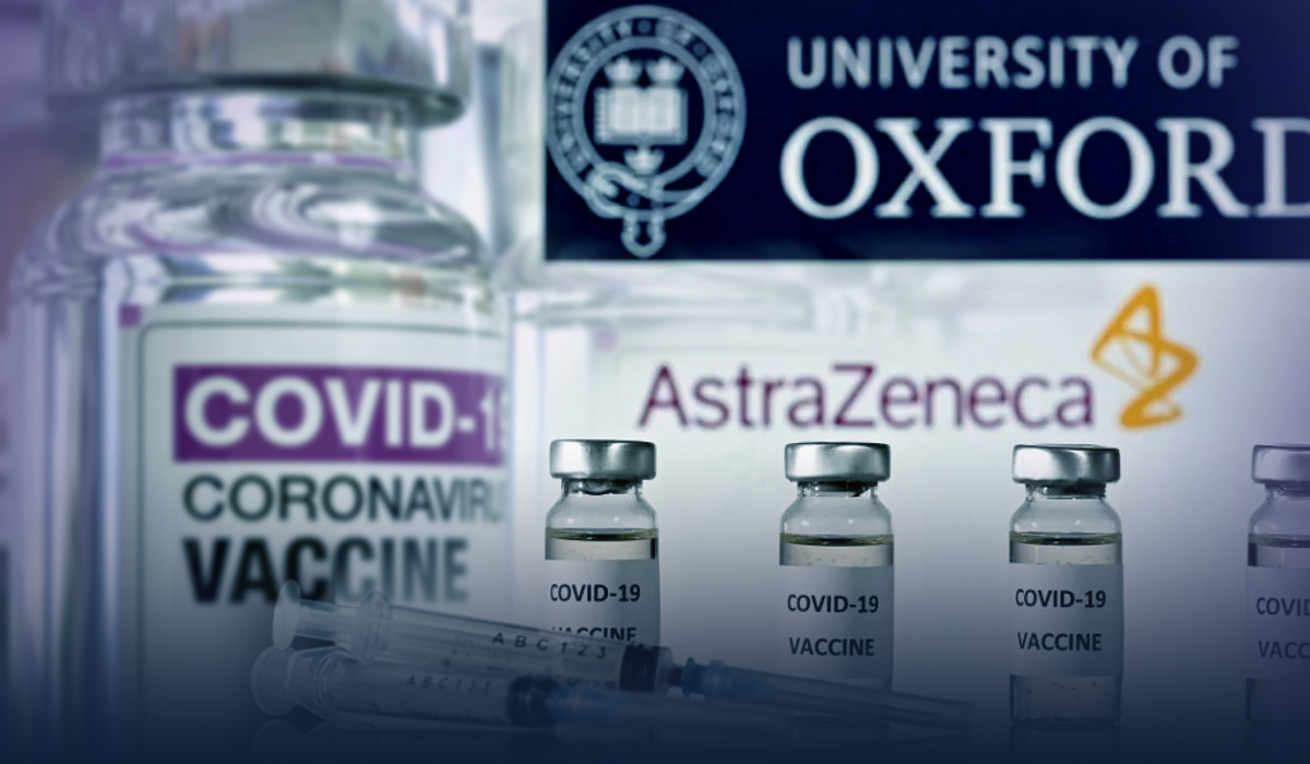 Oxford-AstraZeneca vaccination to get started amid surge in COVID-19 cases