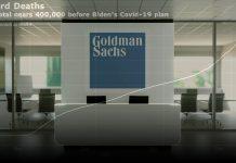 Goldman Sachs raised America's economic outlook on $1.9 tr aid plan