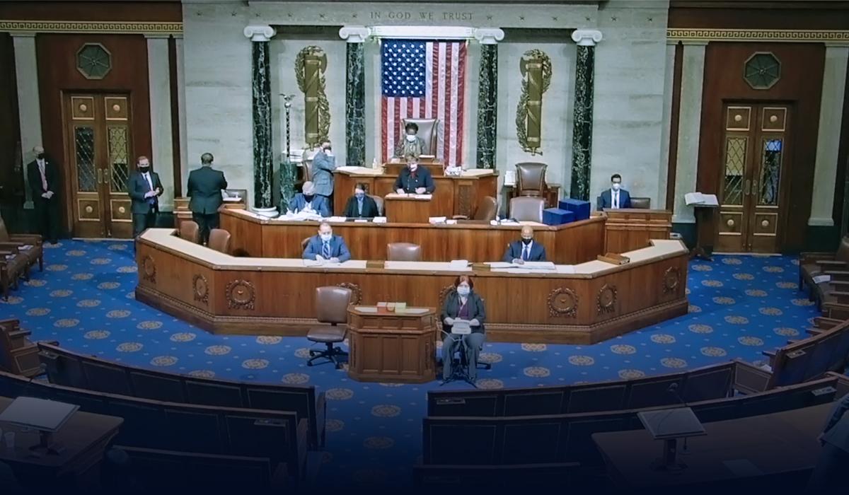 President Trump's NDAA veto got annulled by Senate