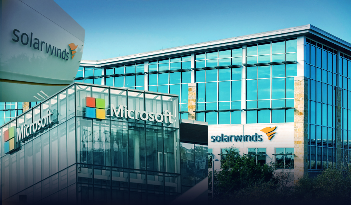 SolarWinds hacking group reached out the source code