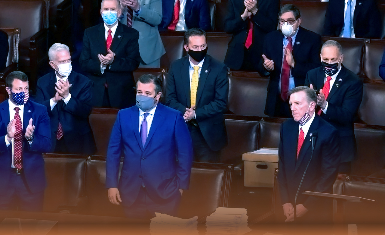The GOP is ambiguous about its future as it faces trouble with Trump legacy