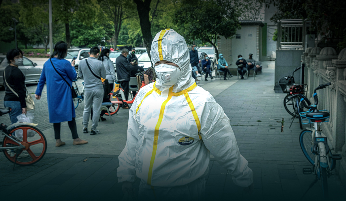 China restricted the WHO scientist team to investigate Coronavirus basic origins