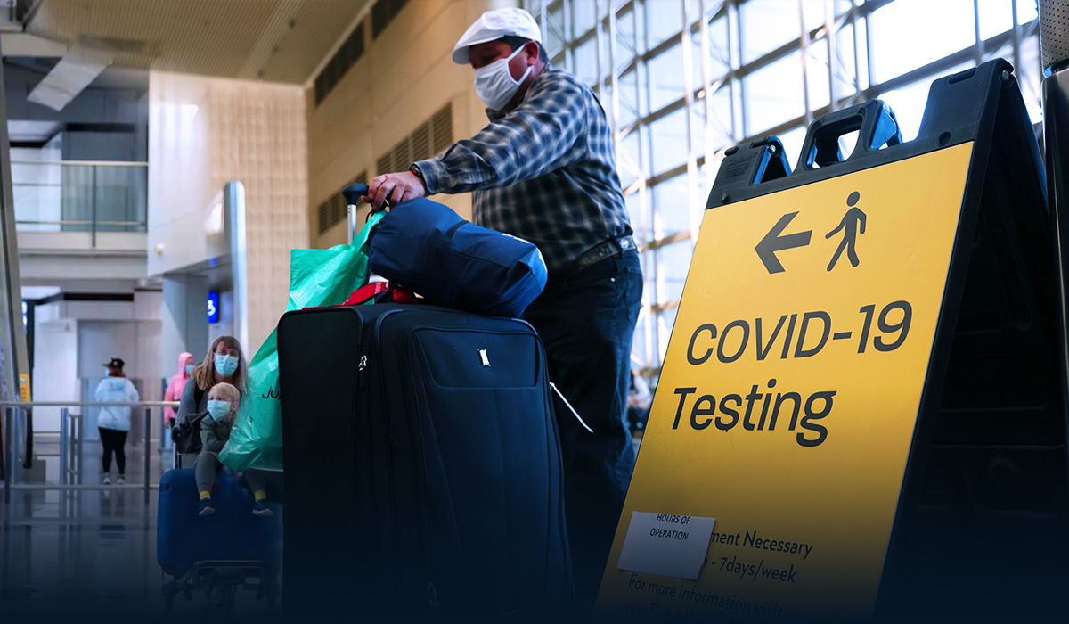 America to initiate COVID testing requirement for domestic airlines