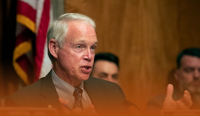 Ridiculous Conspiracy Theory from Ron Johnson