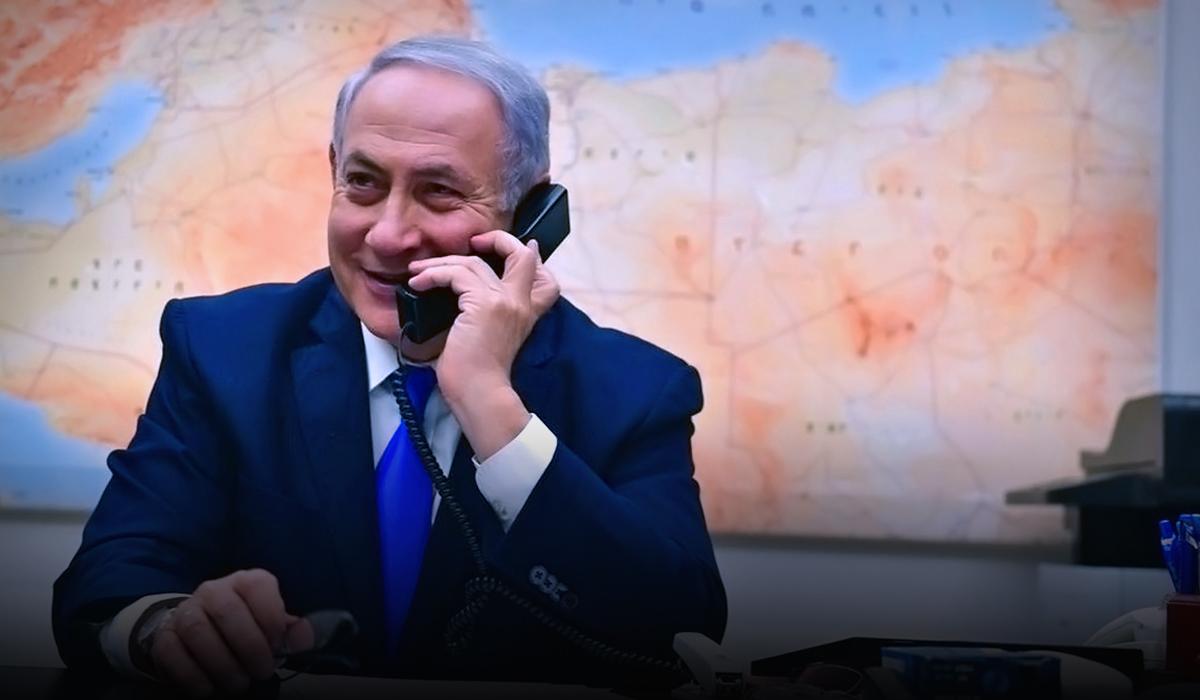 Long-awaited phone call made between Biden and Israel's Netanyahu