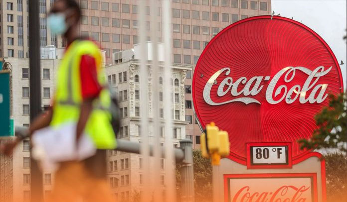 Delta and Coca Cola join firms opposing new Georgia voting legislation